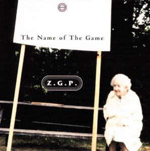 Zillion Genes Package 1st Album【The Name of The Game】