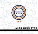 Zillion Genes Package 1st Maxi Single【kiss kiss kiss】